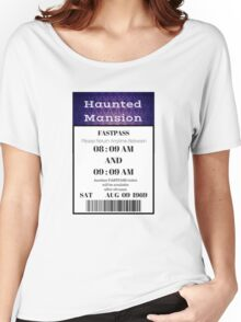 Mansion Fastpass Women's Relaxed Fit T-Shirt
