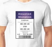 Mansion Fastpass Unisex T-Shirt