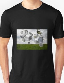 Can & Foil Recycling Unisex T-Shirt
