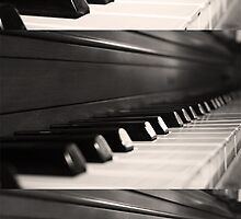 Music of a Piano by chianing