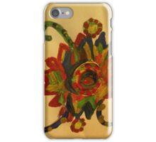 a colorful design iPhone Case/Skin