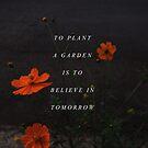 Garden by GalaxyEyes