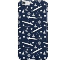 Submarine Soup iPhone Case/Skin