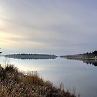 North Channel daybreak, Garden River Ontario by Eros Fiacconi (Sooboy)
