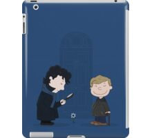 Baker Street Boys iPad Case/Skin