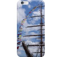 Tall Ships - Philadelphia 2015 iPhone Case/Skin