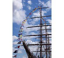 Tall Ships - Philadelphia 2015 Photographic Print