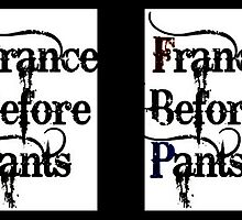 France Before Pants!  by sadbhk