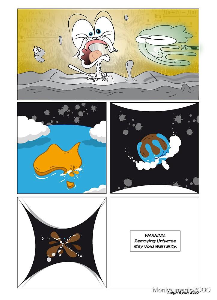 Obake Dave Part 4 by Monkeymagic2000