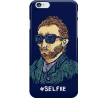 Van Gogh: Master of the Selfie iPhone Case/Skin