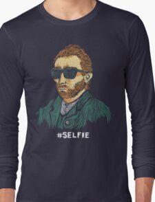 Van Gogh: Master of the Selfie Long Sleeve T-Shirt