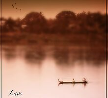 Siddhartha's journey in Laos  by Nick  Kenrick Photography
