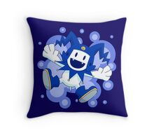 Jack Frost Hee Ho! Throw Pillow