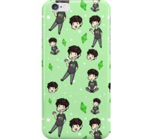 Dil Howlter - Green iPhone Case/Skin