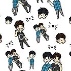 Dan & Phil - Collage by uhmwhatidk