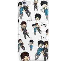 Dan & Phil - Collage iPhone Case/Skin