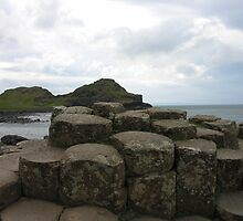 The Giant's Causeway by KaytLudi