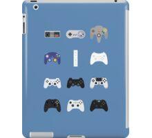 Game Controllers [Blue] iPad Case/Skin