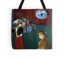 Rothko, Cezanne, Manet, Magritte, Renoir Tote Bag