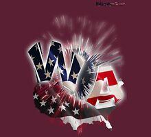 Washington state Unisex T-Shirt