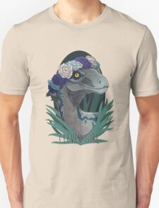 Clever Girl - Blue T-Shirt