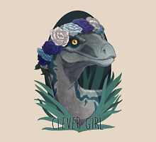 Clever Girl - Blue Unisex T-Shirt