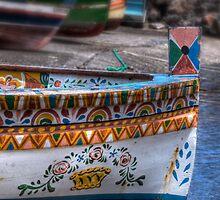Decori su barca by Andrea Rapisarda