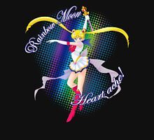Super Sailor moon Rainbow moon heart ache! Unisex T-Shirt