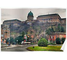 Buda Castle Poster