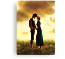 The Peasant's Promise Canvas Print