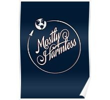Earth: Mostly Harmless Poster