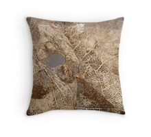 lace III Throw Pillow