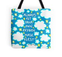 Oxygen Mask Tote Bag