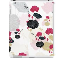 the lotus dragon iPad Case/Skin