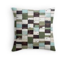 coast and country Throw Pillow