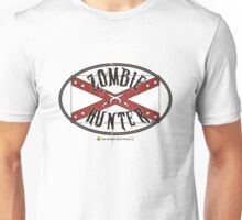 Zombie Hunter flag Unisex T-Shirt