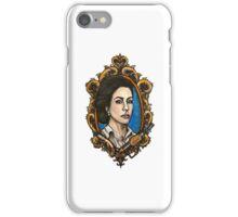 Helena G. Wells iPhone Case/Skin