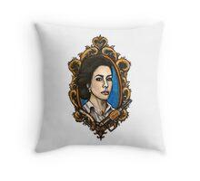 Helena G. Wells Throw Pillow