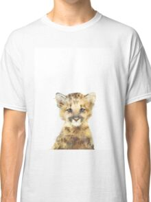 Little Mountain Lion Classic T-Shirt