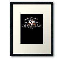 MGM Hobbes Framed Print