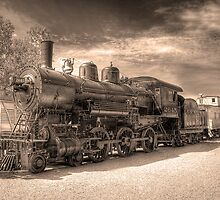 Engine 2645 (Sepia) by ECH52