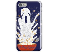 Haunted Breakfast iPhone Case/Skin