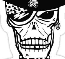 'Cowboy Pirate' Sticker