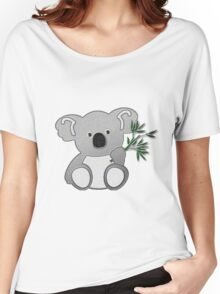 Koala Bear Women's Relaxed Fit T-Shirt