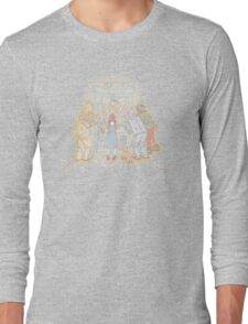 There's No Prize Like Home Long Sleeve T-Shirt