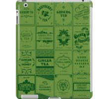 Tea Time with Ramona Flowers iPad Case/Skin