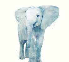 Elephant by Amy Hamilton