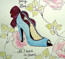 Shoes again! by Elisabete Nascimento