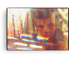 golden girl 2 Canvas Print