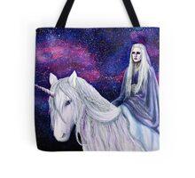 The Unicorn Queen Tote Bag